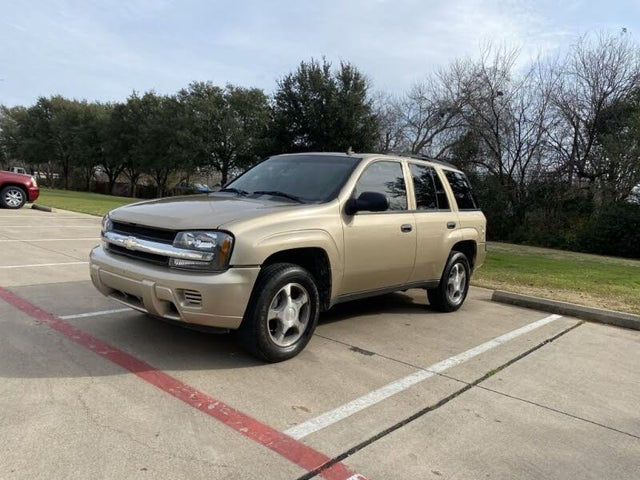 2007 Chevrolet Trailblazer LS RWD