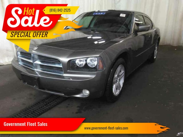 2009 Dodge Charger Fleet RWD