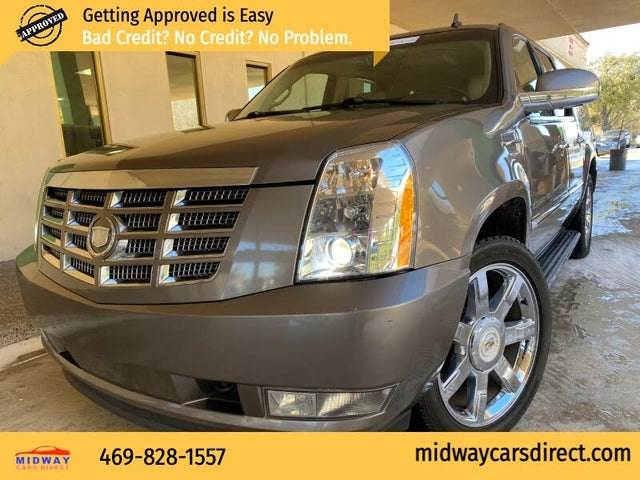 2012 Cadillac Escalade ESV Luxury RWD