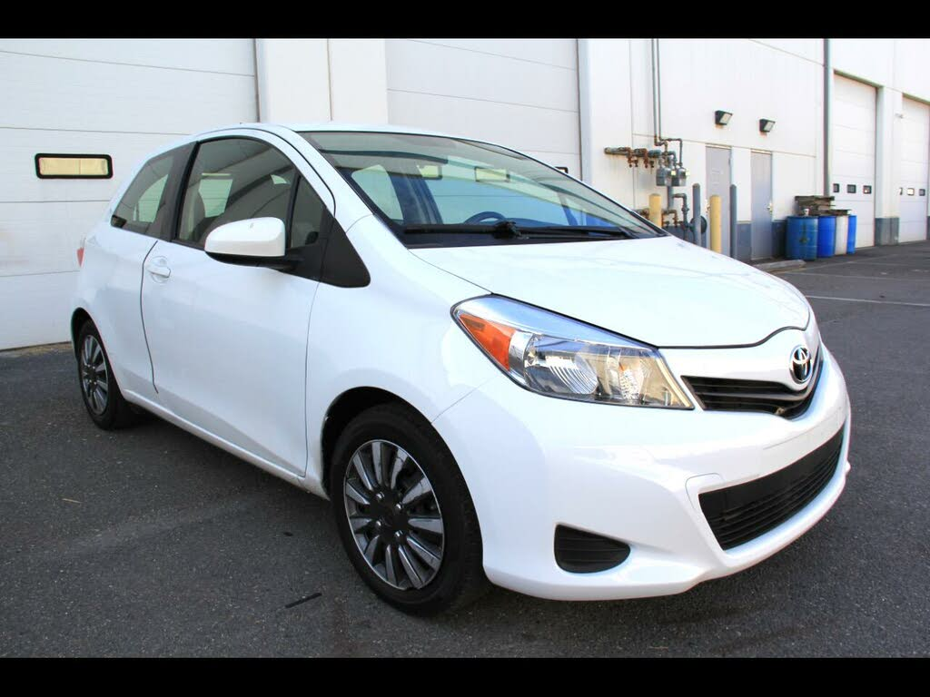 used toyota yaris for sale with photos