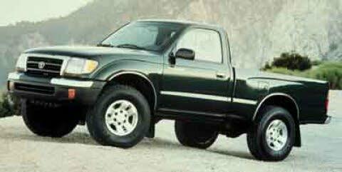 2000 Toyota Tacoma 2 Dr STD Standard Cab LB