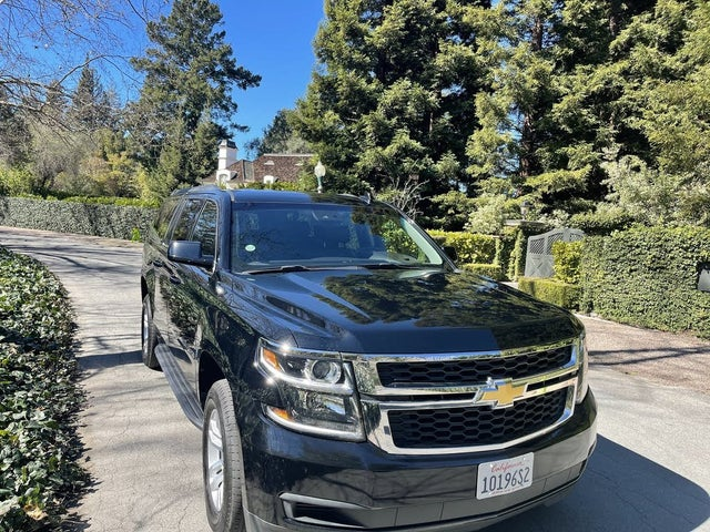 Used 2018 Chevrolet Suburban For Sale With Photos Cargurus