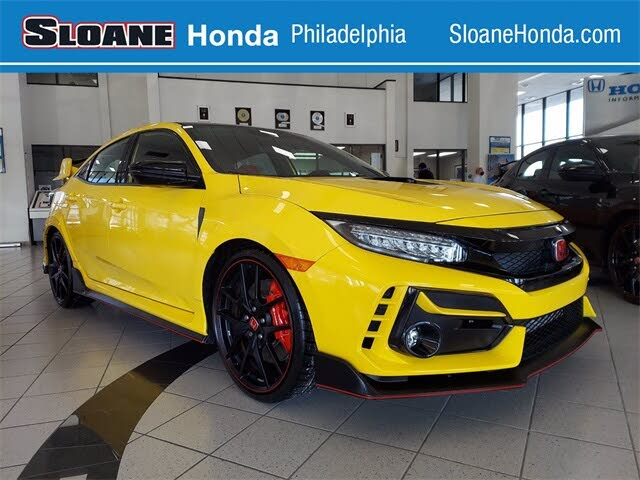 2021 Honda Civic Type R Limited Edition FWD