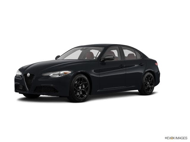 2021 Alfa Romeo Giulia AWD