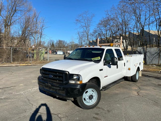 2003 Ford F-550 Super Duty Chassis
