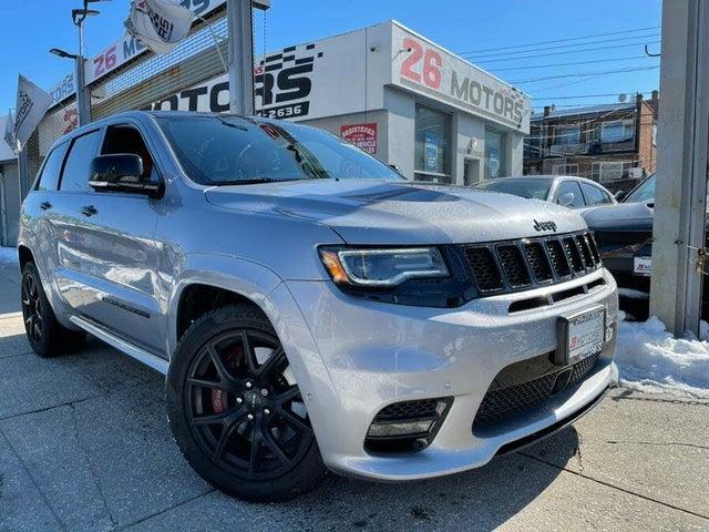 2019 Jeep Grand Cherokee SRT 4WD