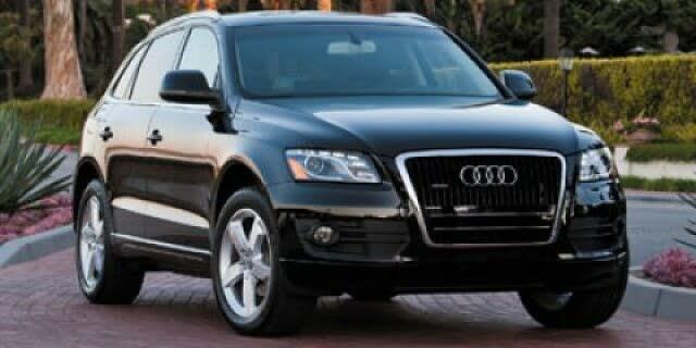 2012 Audi Q5 3.2 quattro Premium Plus AWD