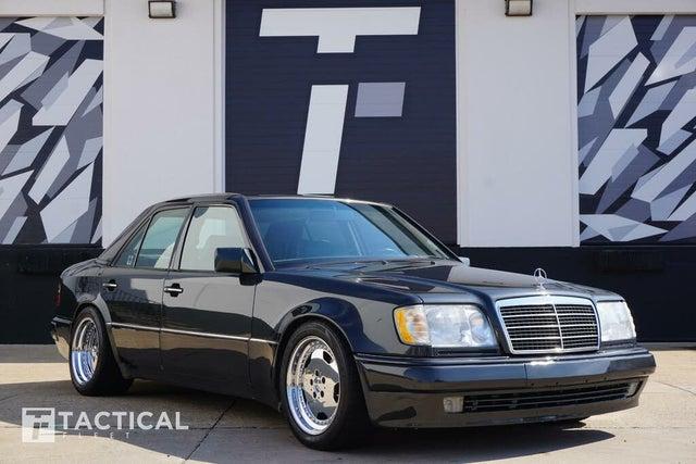 1992 Mercedes-Benz 500-Class 500E Sedan