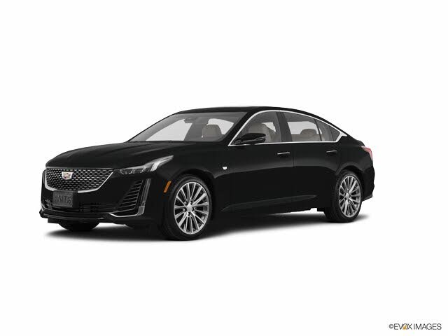 2020 Cadillac CT5 Premium Luxury Sedan RWD