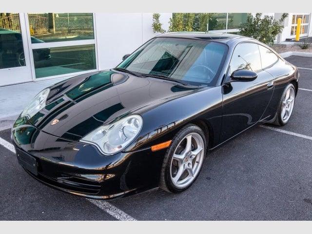 2003 Porsche 911 Carrera 4S AWD