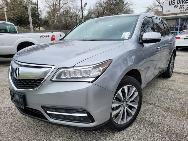 2016 Acura MDX FWD with Technology Package