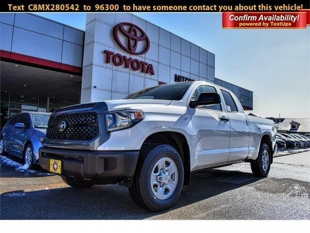 2021 Toyota Tundra SR Double Cab RWD