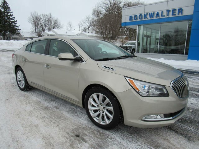2015 Buick LaCrosse FWD