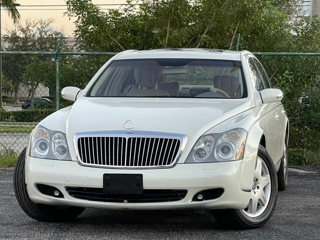 2006 Maybach 57 Base