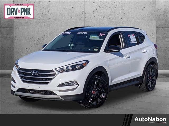 2017 Hyundai Tucson 1.6T Night AWD