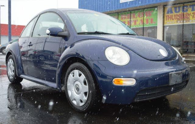 2005 Volkswagen Beetle GL 2.0L