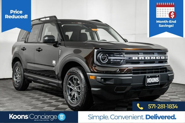 2021 Ford Bronco Sport Big Bend AWD