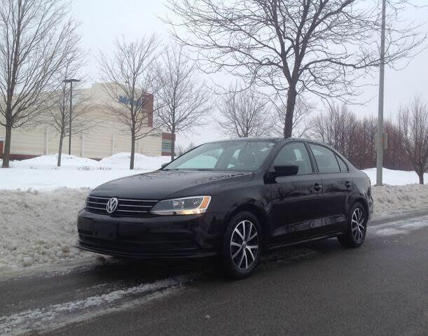 2016 Volkswagen Jetta 1.4T SE FWD