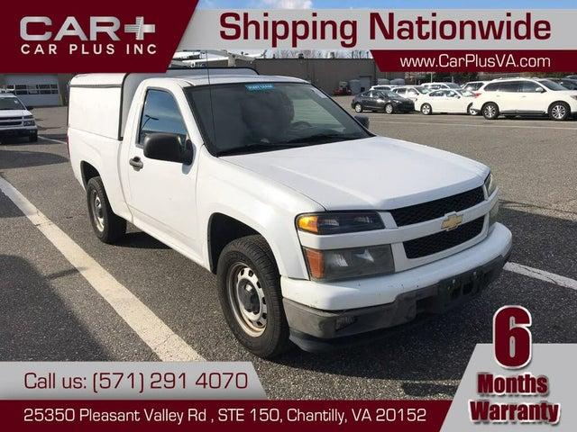 2010 Chevrolet Colorado Work Truck RWD
