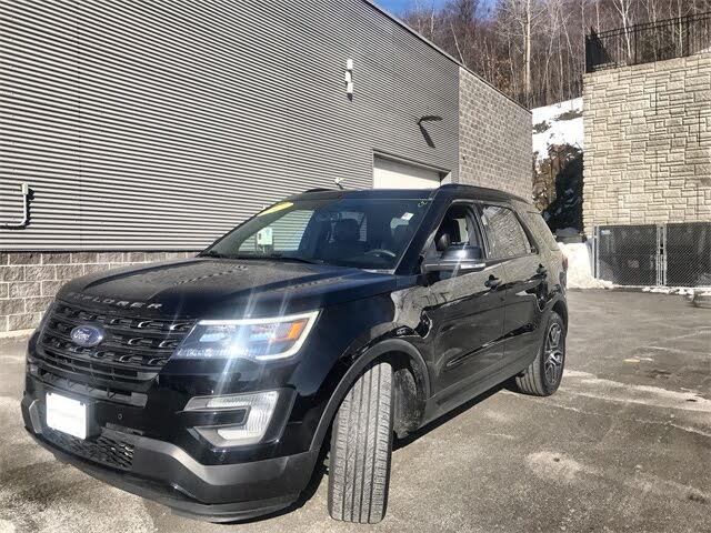 2017 Ford Explorer Sport AWD