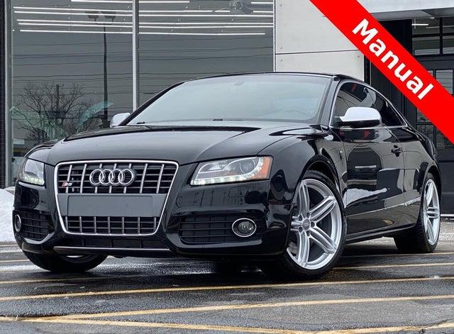 2012 Audi S5 4.2 quattro Premium Plus Coupe AWD