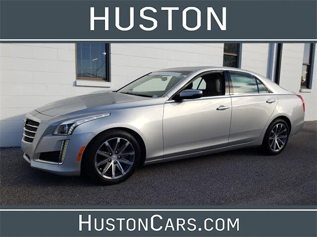 2016 Cadillac CTS 3.6L Luxury RWD
