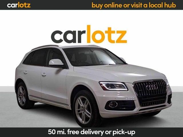 2013 Audi Q5 2.0T quattro Premium Plus AWD
