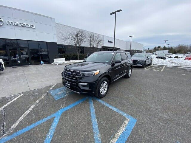 2020 Ford Explorer XLT AWD