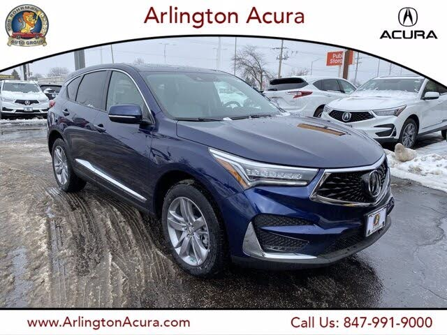 2021 Acura RDX SH-AWD with Advance Package