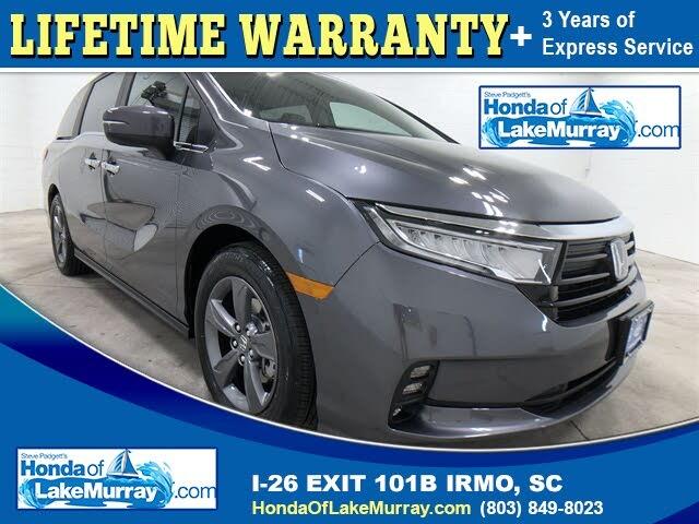 2021 Honda Odyssey EX FWD