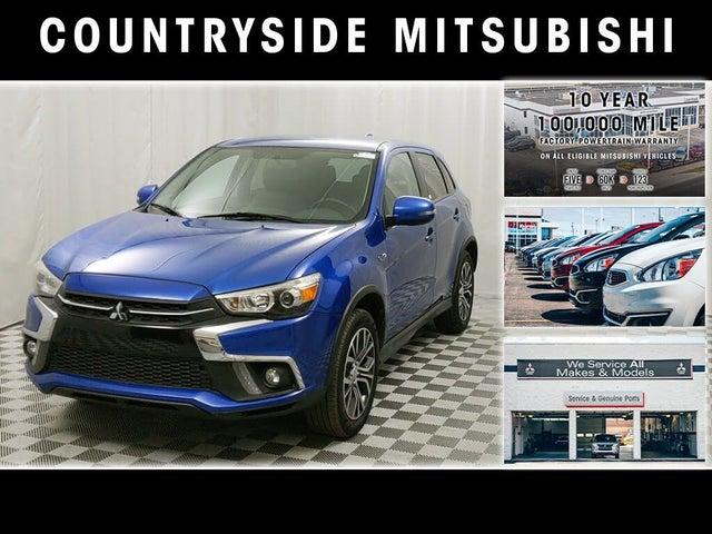 2018 Mitsubishi Outlander Sport SE AWD