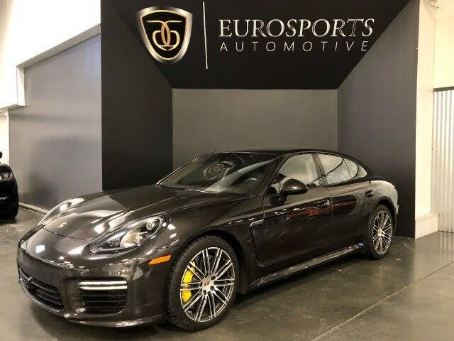 2016 Porsche Panamera Turbo S