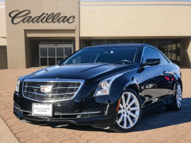 2018 Cadillac ATS Coupe 2.0T RWD