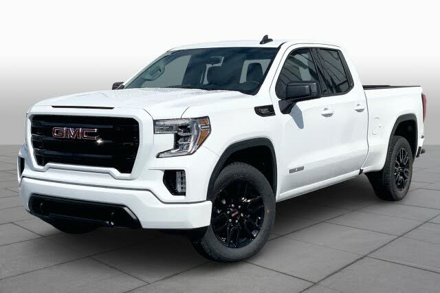 2021 GMC Sierra 1500 Elevation Double Cab RWD
