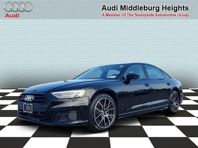 2020 Audi A8 L 4.0T quattro AWD