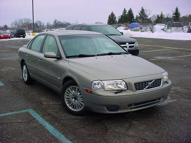 2004 Volvo S80 2.9