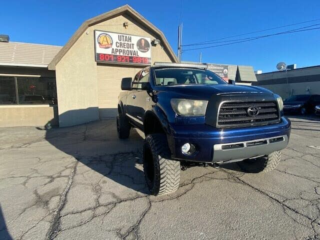 2007 Toyota Tundra Limited 5.7L Double Cab  4WD