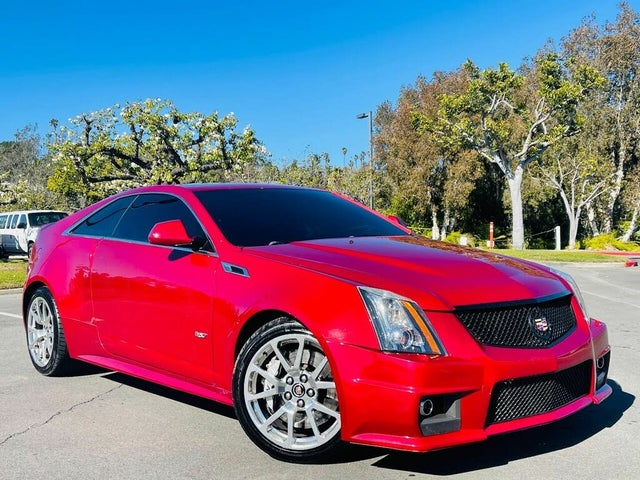 2011 Cadillac CTS-V Coupe RWD