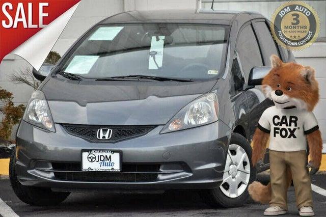 2012 Honda Fit Base