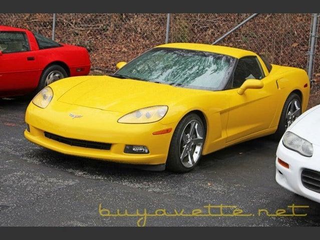 2013 Chevrolet Corvette 1LT Coupe RWD