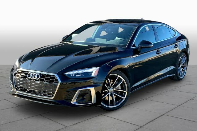 2021 Audi A5 Sportback 2.0T quattro Premium Plus AWD