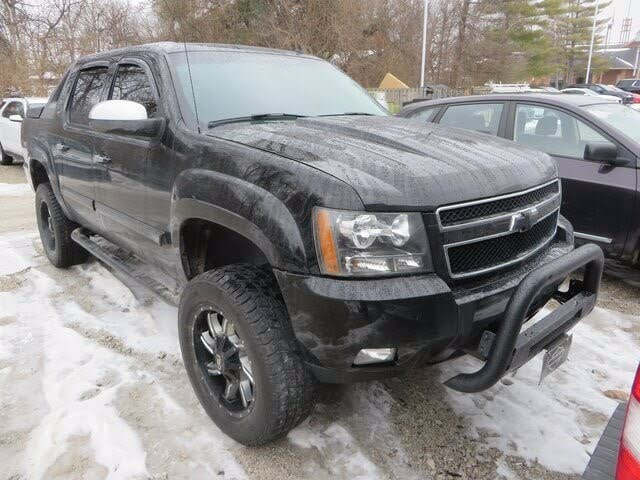 2008 Chevrolet Avalanche 3LT 4WD
