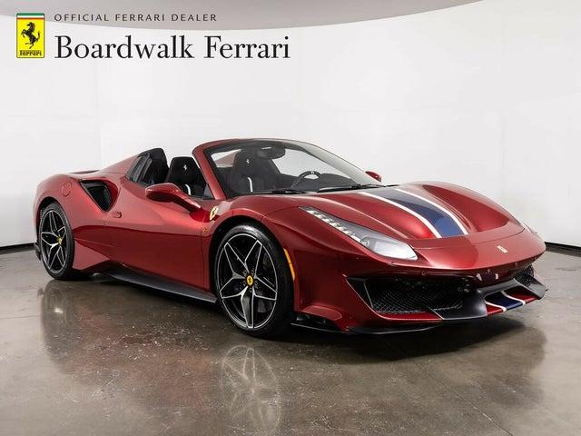 2020 Ferrari 488 Spider RWD