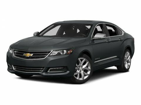 2015 Chevrolet Impala LS FWD