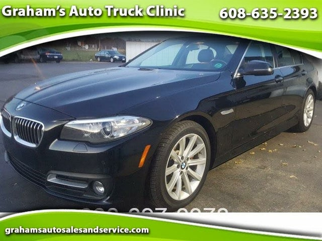 2015 BMW 5 Series 535i xDrive Sedan AWD