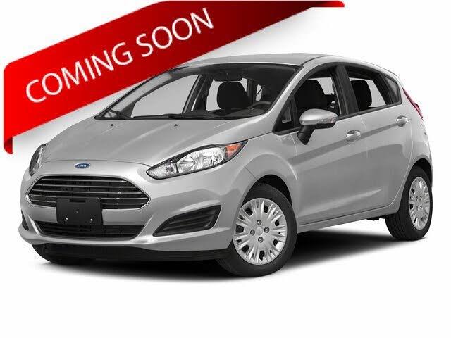 2016 Ford Fiesta S Hatchback