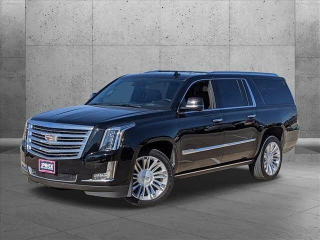 2020 Cadillac Escalade ESV Platinum RWD