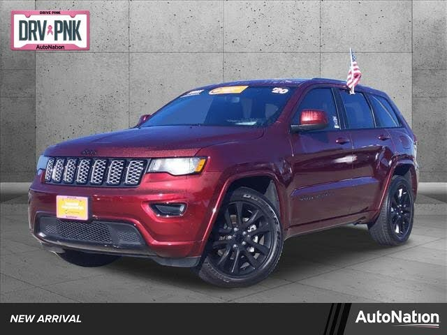2020 Jeep Grand Cherokee Altitude RWD