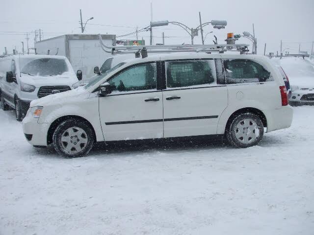 2010 Dodge Grand Caravan C/V Cargo FWD