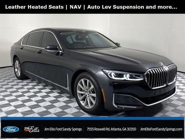 2020 BMW 7 Series 740i RWD